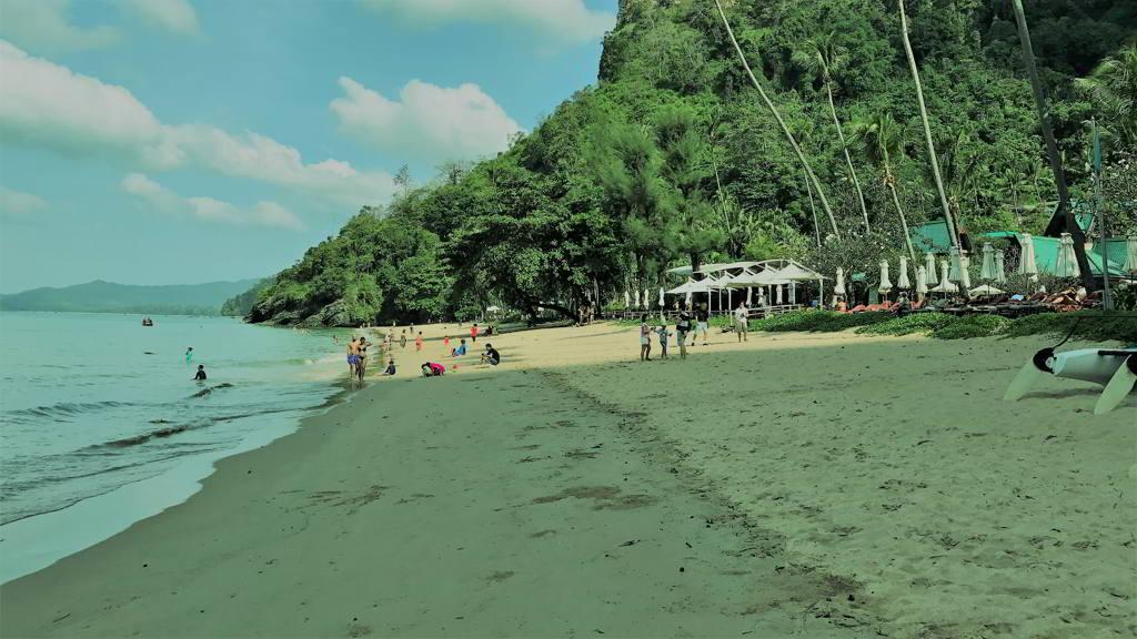 Centara Beach aonang krabi thailand