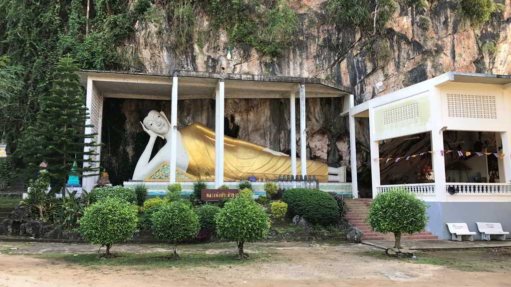Wat Sai Thai Temple krabi thailand