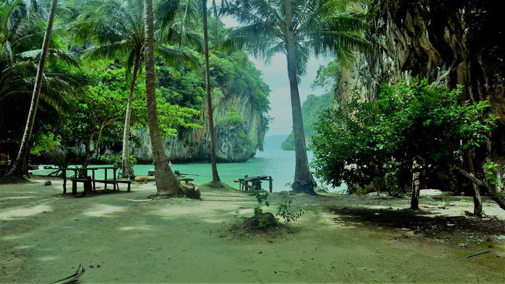 hong island package trip ao nang krabi thailand