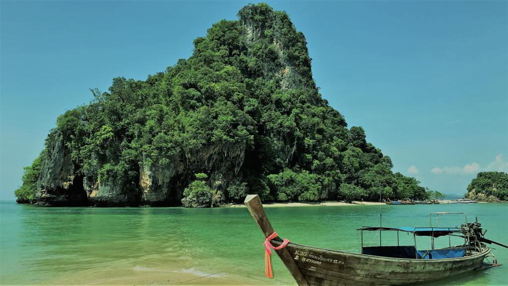 hong island tour from krabi thailand