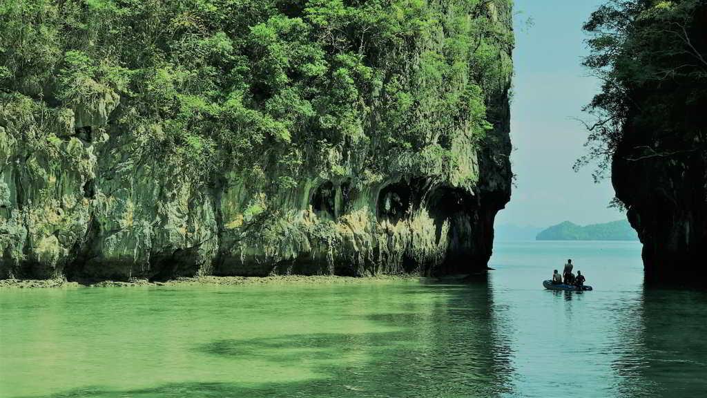 hong island trip aonang krabi thailand