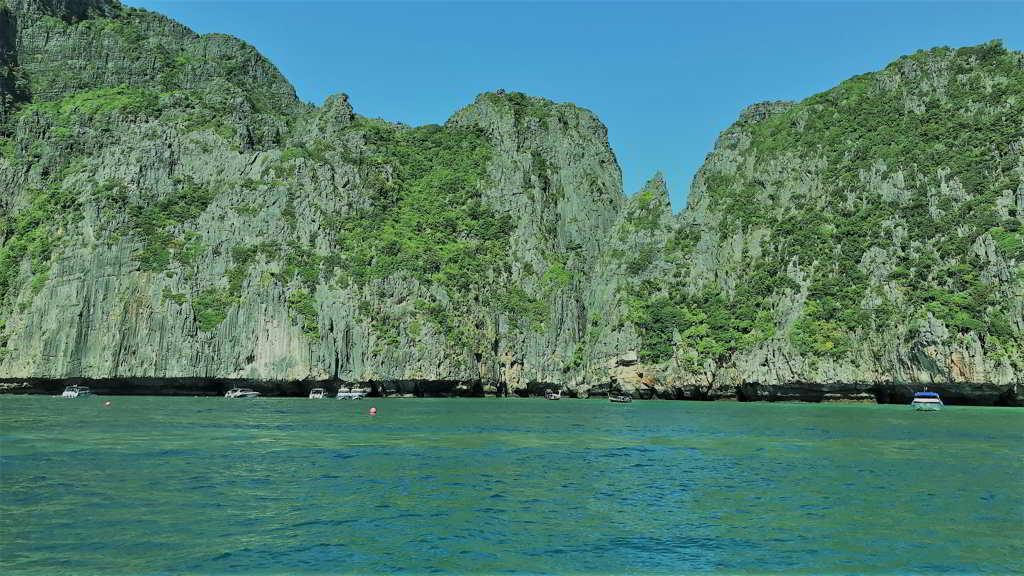 pi pi island krabi thailand