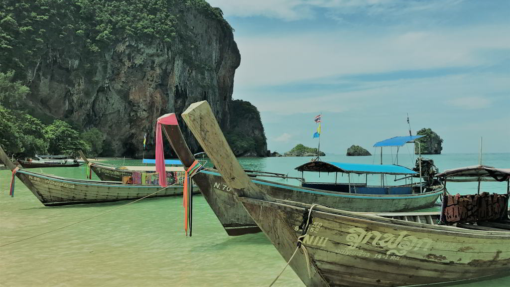 4 island package tour krabi thailand