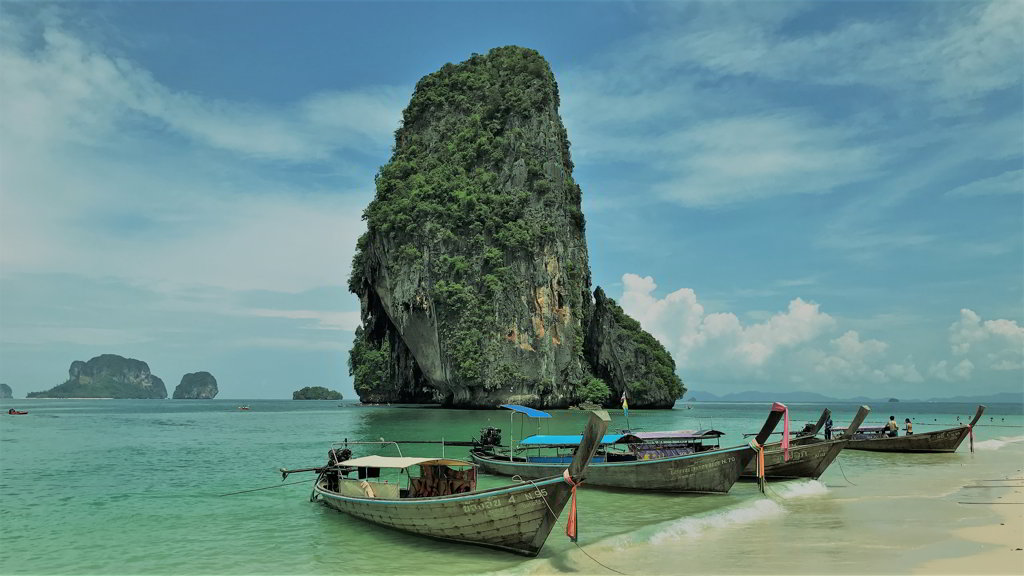4 islands tour krabi thailand