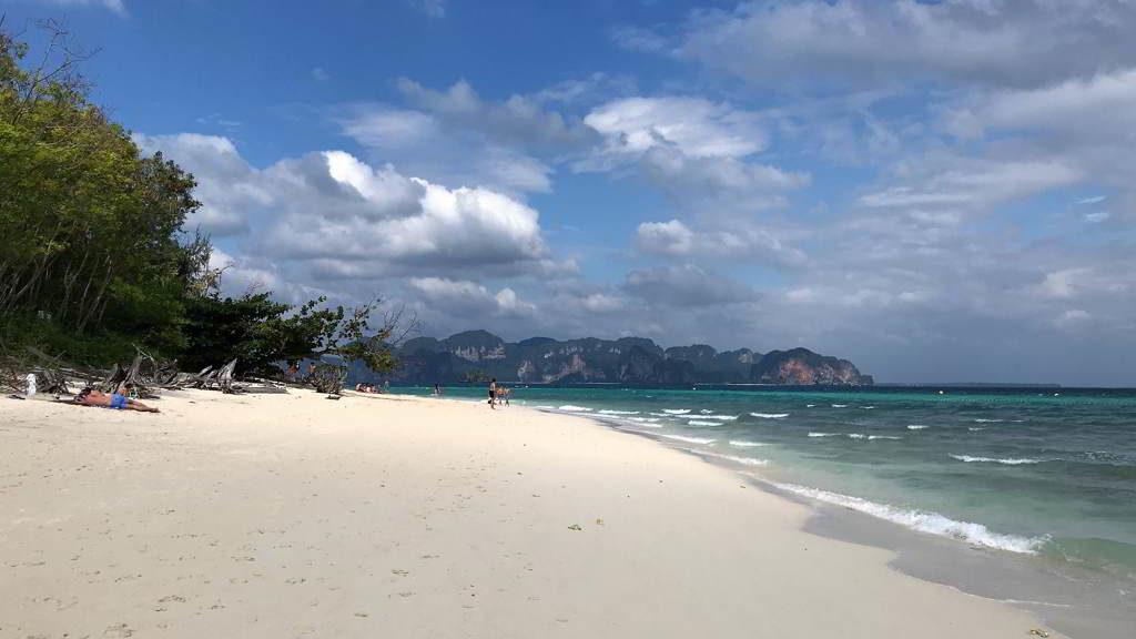 Hong Island tour from Ao Nang Krabi Thailand Alex