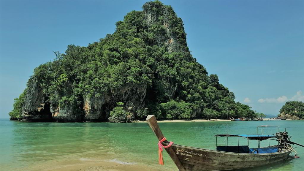 Hong island package tour krabi thailand