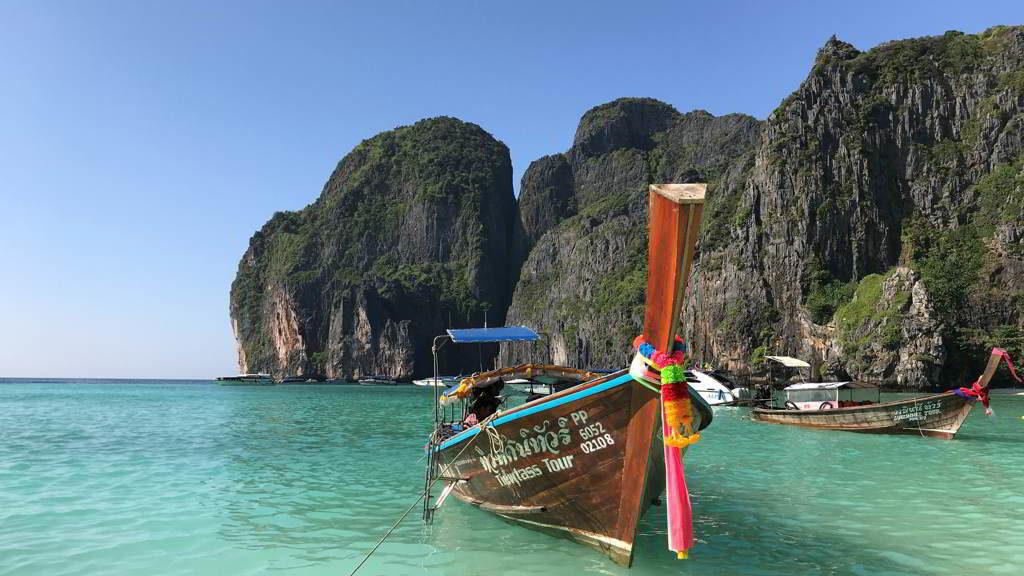 Phi Phi island krabi Thailand Alex