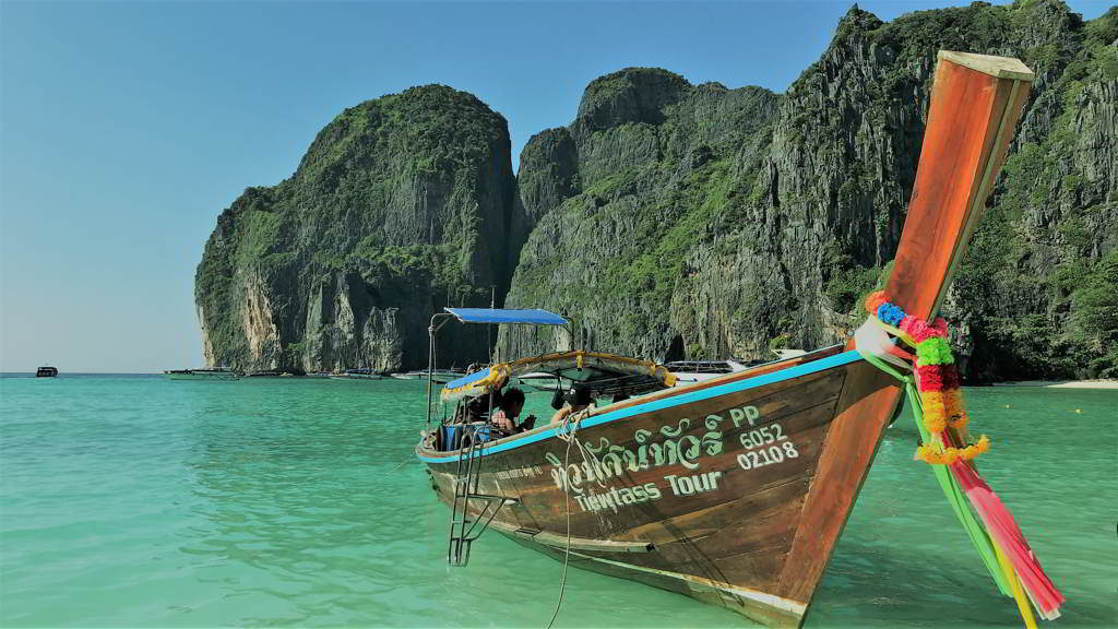 Phi Phi island package tour