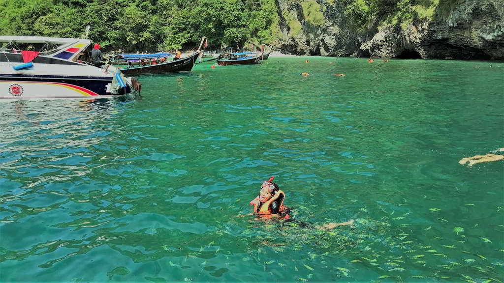 four islands from krabi