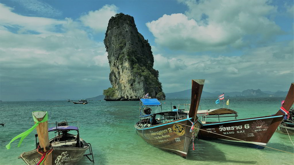 four islands package tour krabi thailand
