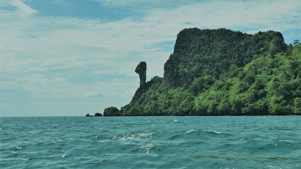 four islands tour ao nang krabi thailand
