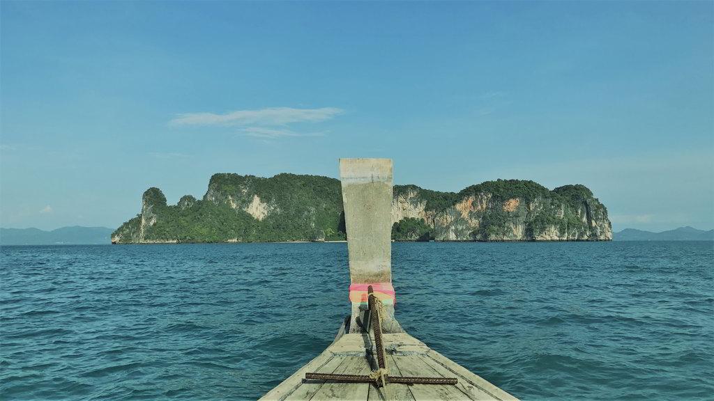 hong island tour krabi thailand