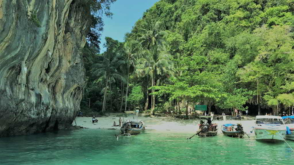 hong island trip from ao nang krabi