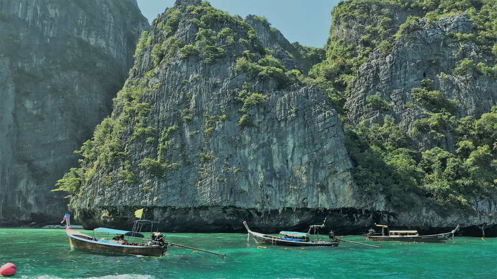 phi phi islands one day tour