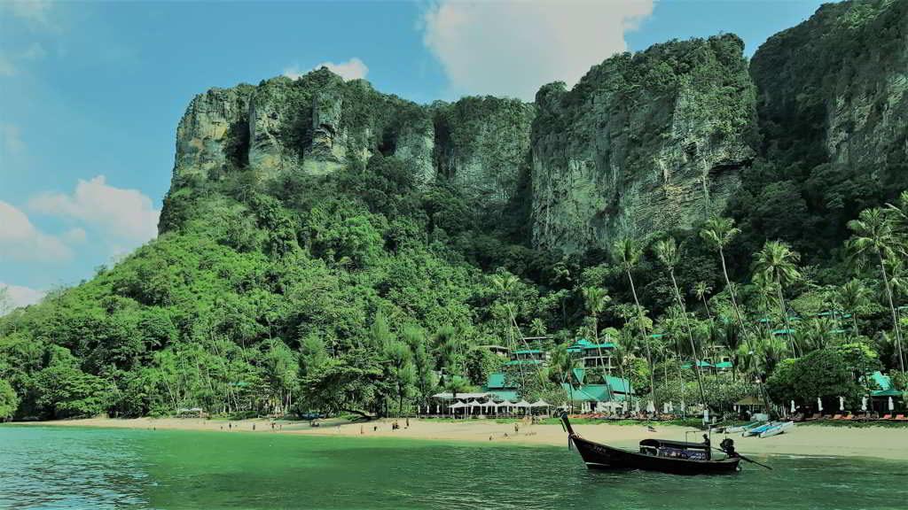 Monkey Trail ao nang krabi thailand