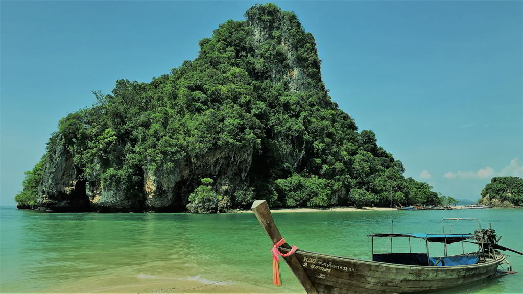 hong island tour from krabi thailand