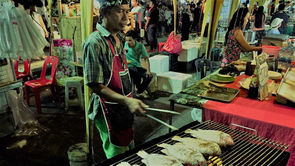 Krabi Local Food Markets