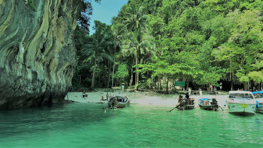 tour to hong island krabi