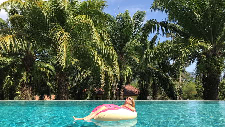 Accommodation in Krabi