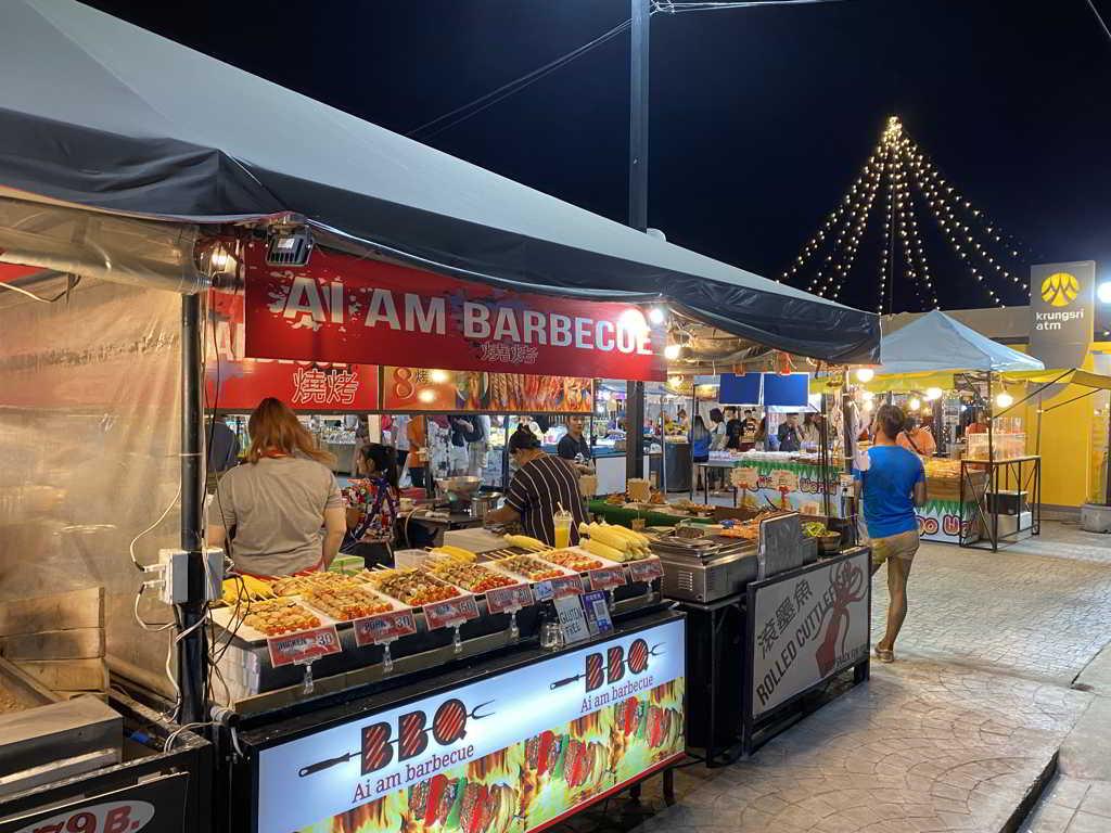 Aonang night market